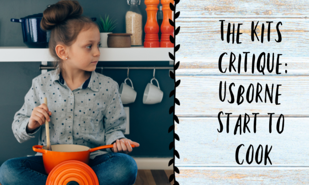 The Kits Critique: Usborne Start to Cook